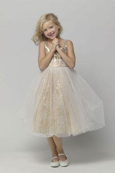 Flower Girl Dress: Seahorse Dress 44379