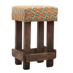 Ardmore Ceramics Batonka Stools: Cameroonian High Stool in Croco print Africa Craft, High Stool, African Art, Bar Stools, Sweet Home, Ceramics, Contemporary, Handmade, Stuff To Buy
