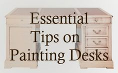 If you are looking for a desk to paint, here are a few tips that will help you end up with a quality desk that looks beautiful and will also stand the test of time. Look For a Quality Build – If you are going to buy a used desk …