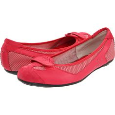 puma zandy rouge red