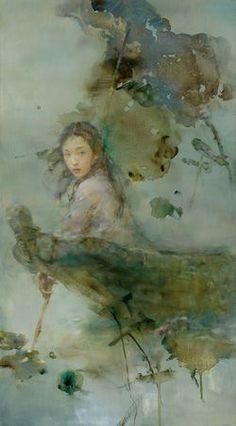 Visions Fine Art Gallery - Sedona Arizona - Hu Jun Di