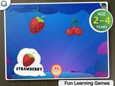 Learning Games for Preschool to Kindergarten « FreeOnAppStore.eu #free #app #ios #ipad #educational #kids