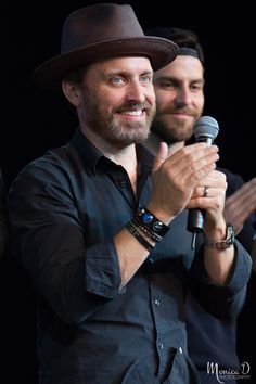 Rob Benedict : Jus In Bello Convention, Rome, Italy, 28 May 2017