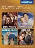 TCM Greatest Classic Legends Film Collection: Ronald Reagan [4 Discs] [DVD]