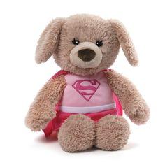 Gund DC Comics Supergirl Yvette 12 Inch Plush Figure
