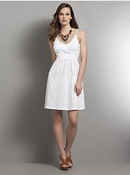 Perfect perfect white summer dress