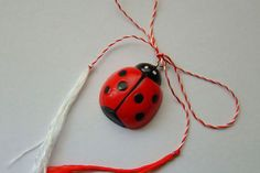 Martisor, an old Romanian tradition, is celebrated at the beginning of Spring, on March Baba Marta, Roman Calendar, Arise And Shine, Feminine Symbols, Mythological Characters, 8 Martie, Beginning Of Spring, Central And Eastern Europe, Polymer Clay Animals