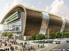 On Tuesday, the Milwaukee Common Council gave final approval to the designs for the new Bucks arena, as well as its parking structure and the teams training facility, which was the last remaining municipal step before real construction could begin on the Downtown project.