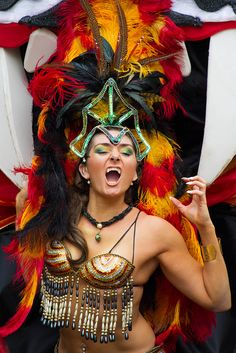 NOTTING HILL CARNIVAL 2012 by Kalexander2010, via Flickr