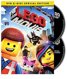 $9.50 The LEGO Movie (DVD) Special Edition