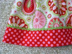 Gypsy Paisley  Skirt   t (18 mos, 2T, 3T, 4T, 5, 6, 7). $15.00, via Etsy.