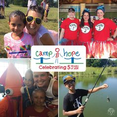 CCRF helped send 25 campers to Camp iHope in Anna, Texas last month. The kids enjoyed swimming, canoeing, fishing, arts & crafts, and even a Jell-O war! Thank you to Camp iHope for allowing these kids to connect and create friendships with others dealing with the same challenges.#CampiHope #bestweekoftheyear #CCRF #CampScholarships #ChildhoodCancer #PediatricCancer