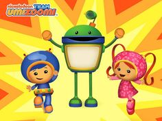Looking for Team Umizoomi party supplies?? Try this link, Can print them yourself!!!    http://www.nickjr.com/printables/team-umizoomi/all-themes/all-ages/index.jhtml