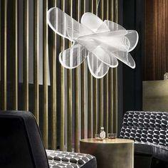 Suspension La Belle Etoile S, Slamp Luminaire Led, Luminaire Design, String Lights, Ceiling Lights, Techno, Lampe Decoration, Design Trends 2018, Home, Stars