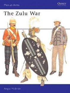 The zulu wars #(men-at-arms) by #angus #mcbride.,  View more on the LINK: http://www.zeppy.io/product/gb/2/161991083131/