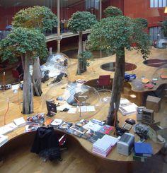 Pons+Huots / Office Space ... Clostrophobic !
