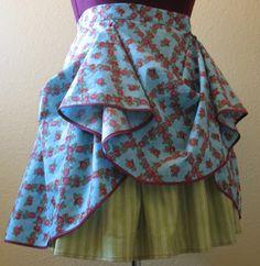 Milkmaid apron