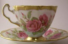 Adderley Tea Cup by DJandPvintage on Etsy, $23.00