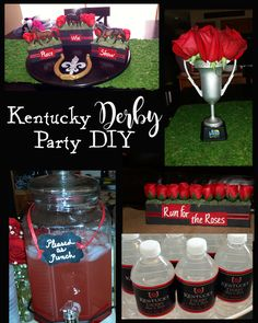 If you are getting ready for the  142nd Run for the Roses, this is the place to start. Printables, recipes, and crafts!  Derby ya'll!