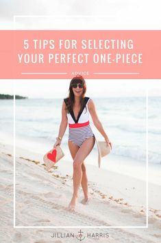8fadeecc2abd 5 Tips for Selecting Your Perfect One-Piece Swimsuit