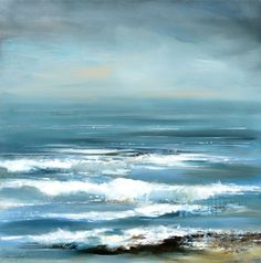 Jenny Hirst, When Sea Meets the Sky, 2016 | Porthminster Gallery