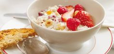 Fruit Muesli Recipes | Ricardo  this is very healthy and filling :)