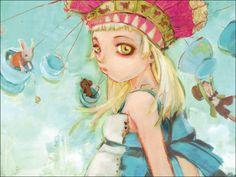 Camilla d'Errico: Tea Party