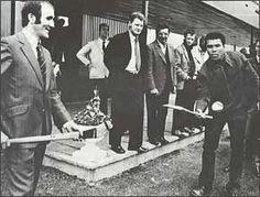 Ali Plays Hurling, Croke Park, 19th July 1972