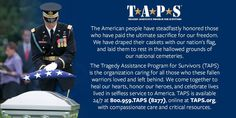 """TAPS on Twitter: """"… """" Care For All, National Cemetery, Military Spouse, Taps, Compassion, Freedom, Hero, American, Twitter"""