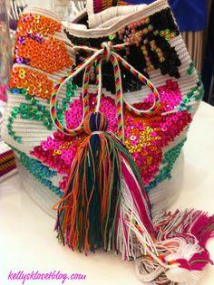 Need this beach bag from @orchidbtq #KellysKloset