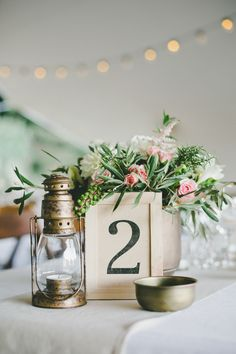 mariage numero de table