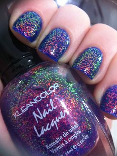 Omg wish there was a store around here that sold kleancolor.
