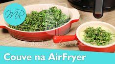 A receita que ensinarei hoje é Couve Refogada e Couve Crocante na AirFryer! Confira a receita completa neste link: http://fritadeirasemoleo.blogspot.com.br/2...