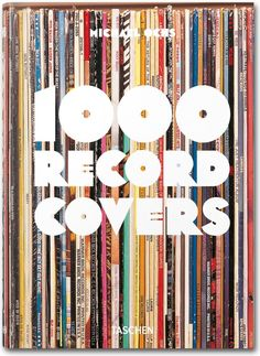 "Jacket madness: a splendid collection of album art from the 1960s to the 90s ""…beautifully presented to induce repeat dipping and much page sniffing… Vinyl revival? This book single-handedly champions the cause."" —Inpress, Melbourne. Published by TASCHEN Books"