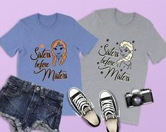 Disney couple shirts   Etsy Disney Couple Shirts, Disney Couples, T Shirt, Shopping, Etsy, Tops, Women, Fashion, Supreme T Shirt