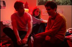 La La Land BTS - Ryan Gosling, Emma Stone, Damien Chazelle