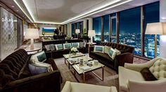 Prestige Suite, Waldorf Astoria Hotel, Berlin - Germany