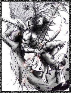 ... Michael Tattoo on Pinterest | Archangel tattoo Saint michael tattoo