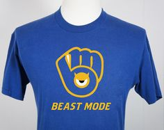 Milwaukee Brewers Beast Mode