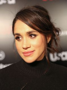 Meghan Markle Photos Photos - Meghan Markle is seen attending the Premiere of USA Network's 'Suits' Season 5 at Sheraton Los Angeles Downtown Hotel. - Premiere of USA Network's 'Suits' Season 5