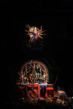 Durga Puja 2018 Shree Krishna Wallpapers, Lord Hanuman Wallpapers, Radha Krishna Wallpaper, Durga Ji, Shri Hanuman, Durga Painting, Lord Shiva Painting, Durga Puja Kolkata, Hare Krishna Mantra
