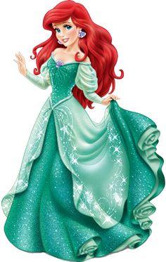 Celebridades viram 'princesas da Disney' em baile de gala