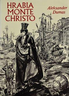 Okładka książki Hrabia Monte Christo
