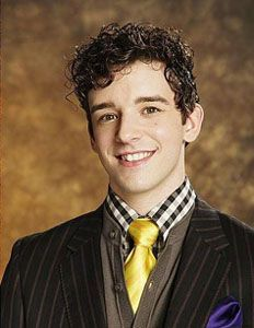 michael urie as mark on ugly betty