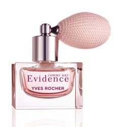 Comme une Evidence Le Parfum by Yves Rocher is a Chypre Floral fragrance for women. Comme une Evidence Le Parfum was launched in Top notes are amb. Parfum Yves Rocher, Best Fragrances, Green Cleaning, Mary Kay, Spray Bottle, Pretty In Pink, Glass Art, Perfume Bottles, Cosmetics