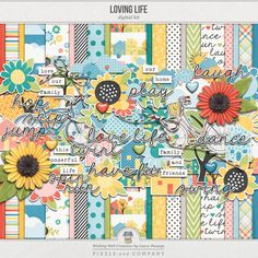 """Loving Life 
