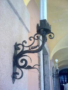 Nicodemo Donatelli - Lavorazione artistica in ferro battuton