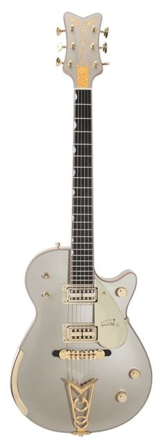 Gretsch Masterbuit Burgundy Mist Penguin Custom Shop Electric Guitar | Rainbow Guitars