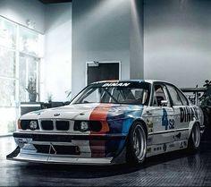 800 HP Dinan Turbo 540i | BMW World Challenge Race Car