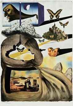 Salvador Dali - title unknown, date unknown